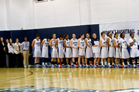 Mercy College Basketball Jan 5 2011