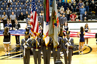 Army-Navy Basketball Feb 11 2012